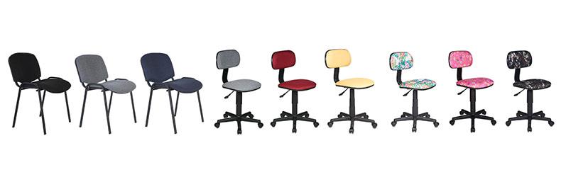 Стулья и кресла Бюрократ