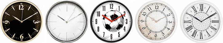 Новинки часов ТМ «Бюрократ»