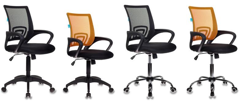 Новые кресла ТМ «Бюрократ» CH-695