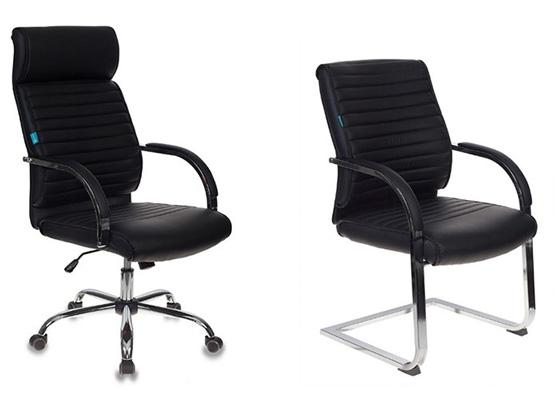 новые кресла ТМ «Бюрократ» T-8010SL и T-8010-LOW-V